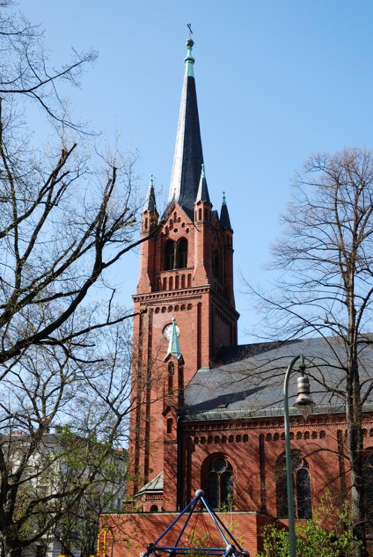 st dte klamotten berlin neuk lln neuk lln magdalenenkirche. Black Bedroom Furniture Sets. Home Design Ideas